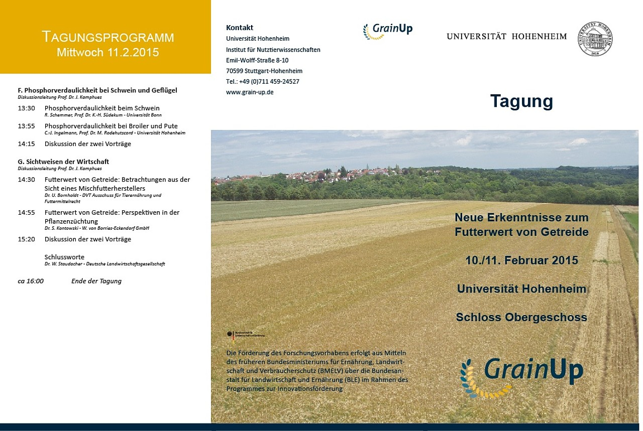 Veranstaltungen: Grain Up